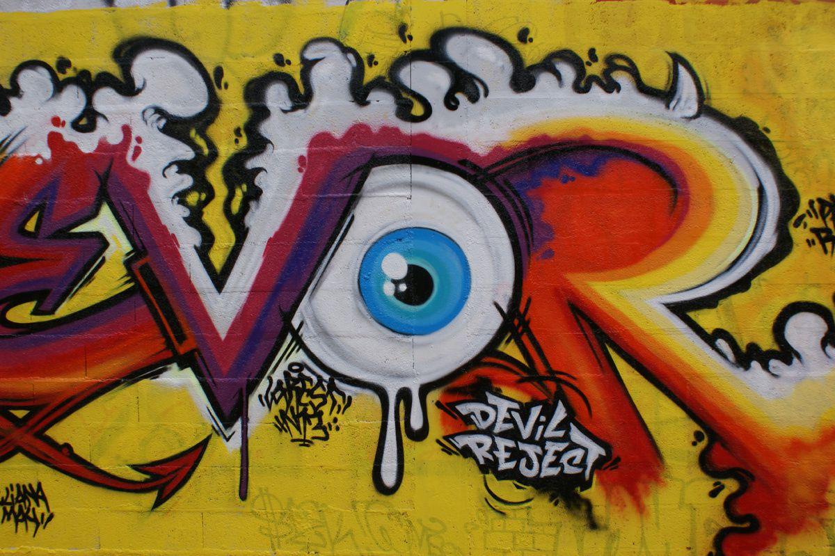 Street Art : Graffitis & Fresques Murales Département Les Yvelines (78)