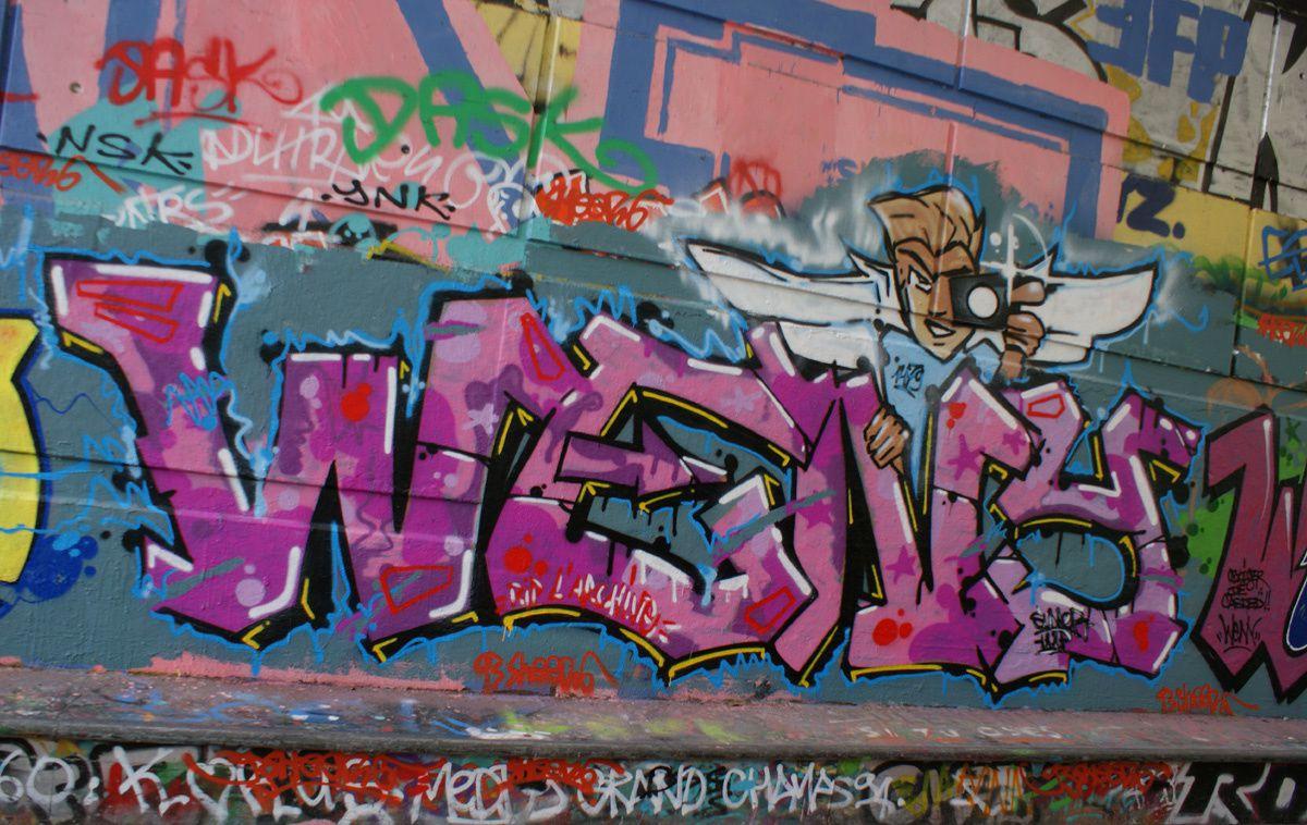 Street Art : Graffitis &amp&#x3B; Fresques Murales 75012 Paris
