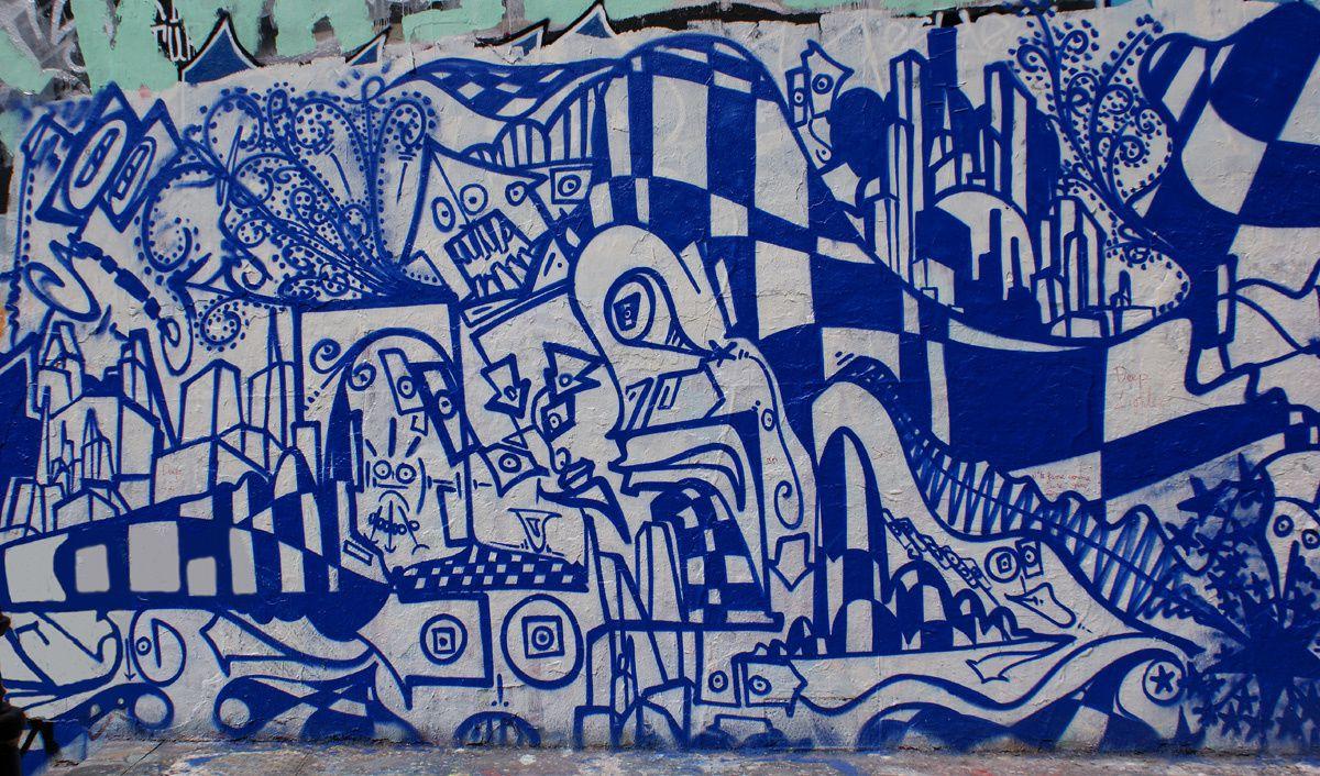 Street Art : Graffitis &amp&#x3B; Fresques Murales 75010 Paris