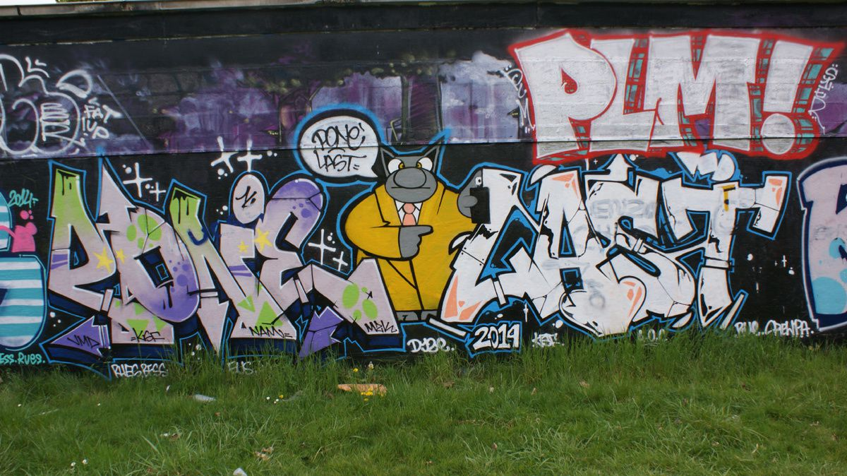 Album - Graffitis Dept 78 Tom 010