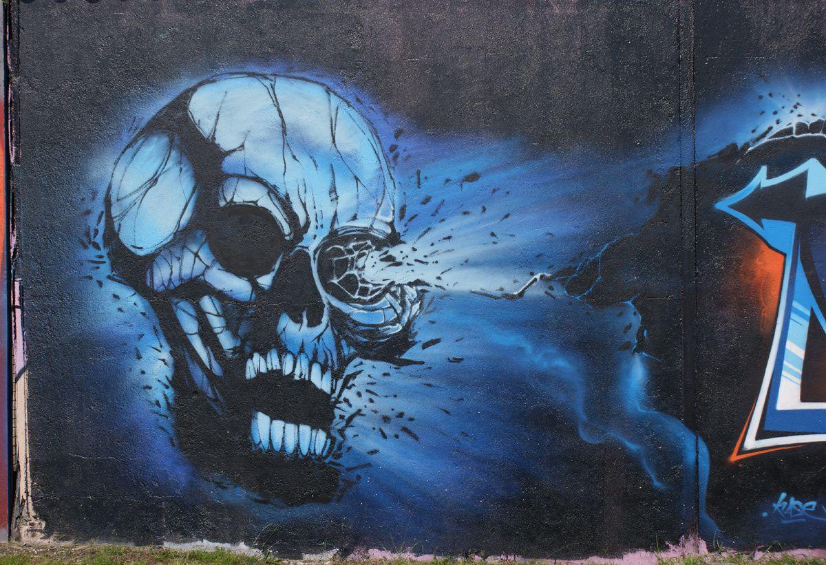 Street Art : Graffitis & Fresques Murales 76103 Bonsecours
