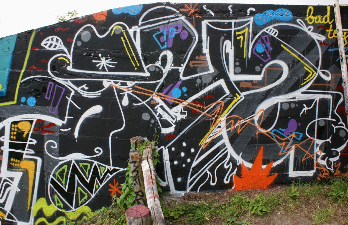 Album - Graffitis Dept 93 Tom 029