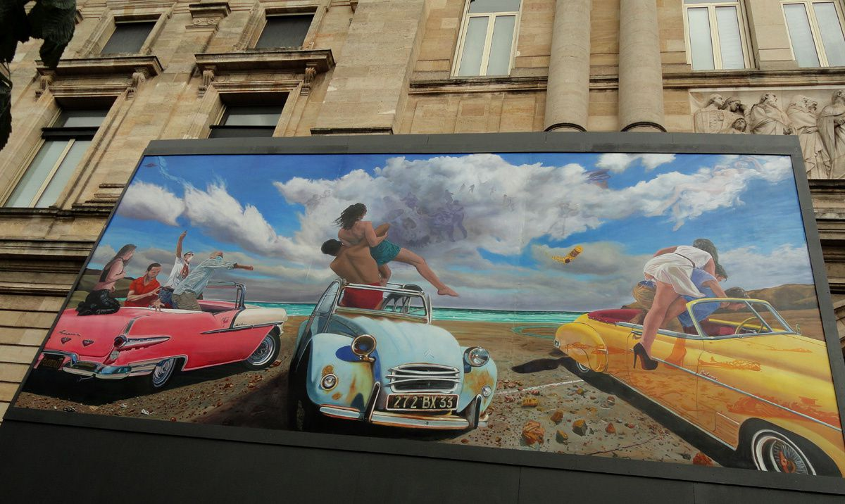 "Expo Bordeaux : Chicano Dream "" That's the Chicano Way """