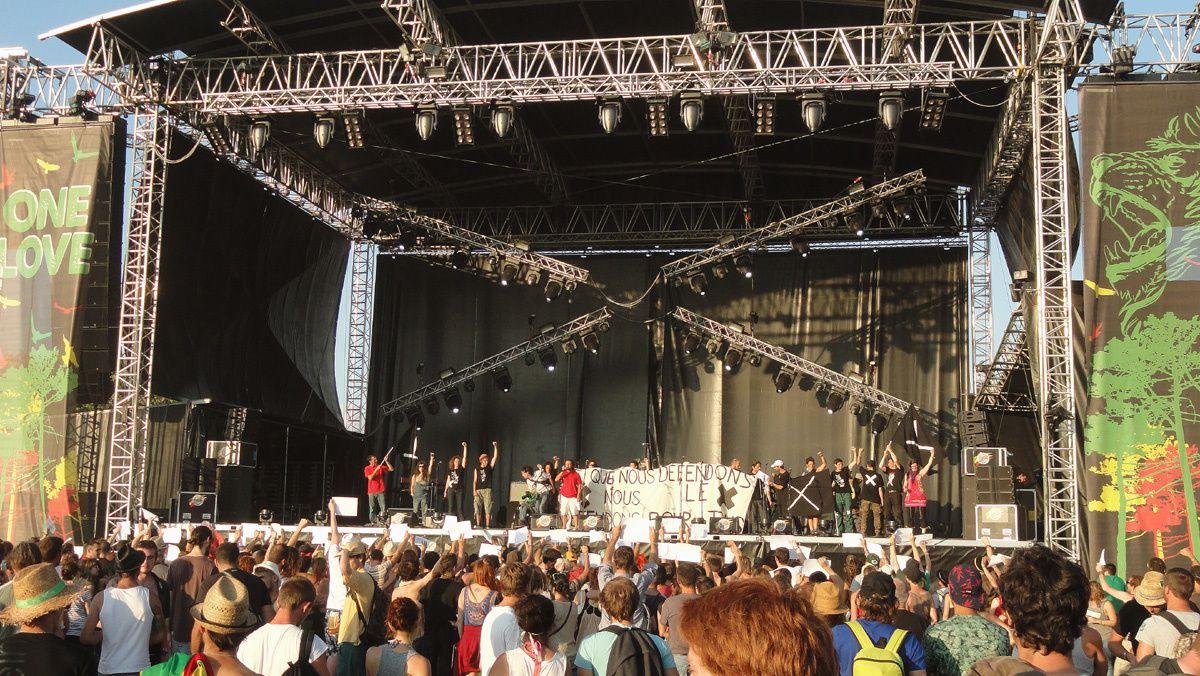 Reggae Sun Ska 2014 à Pessac