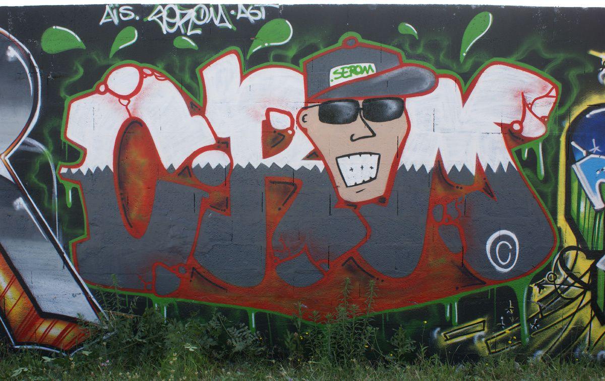 Album - Graffitis Dept 17 Tom 003