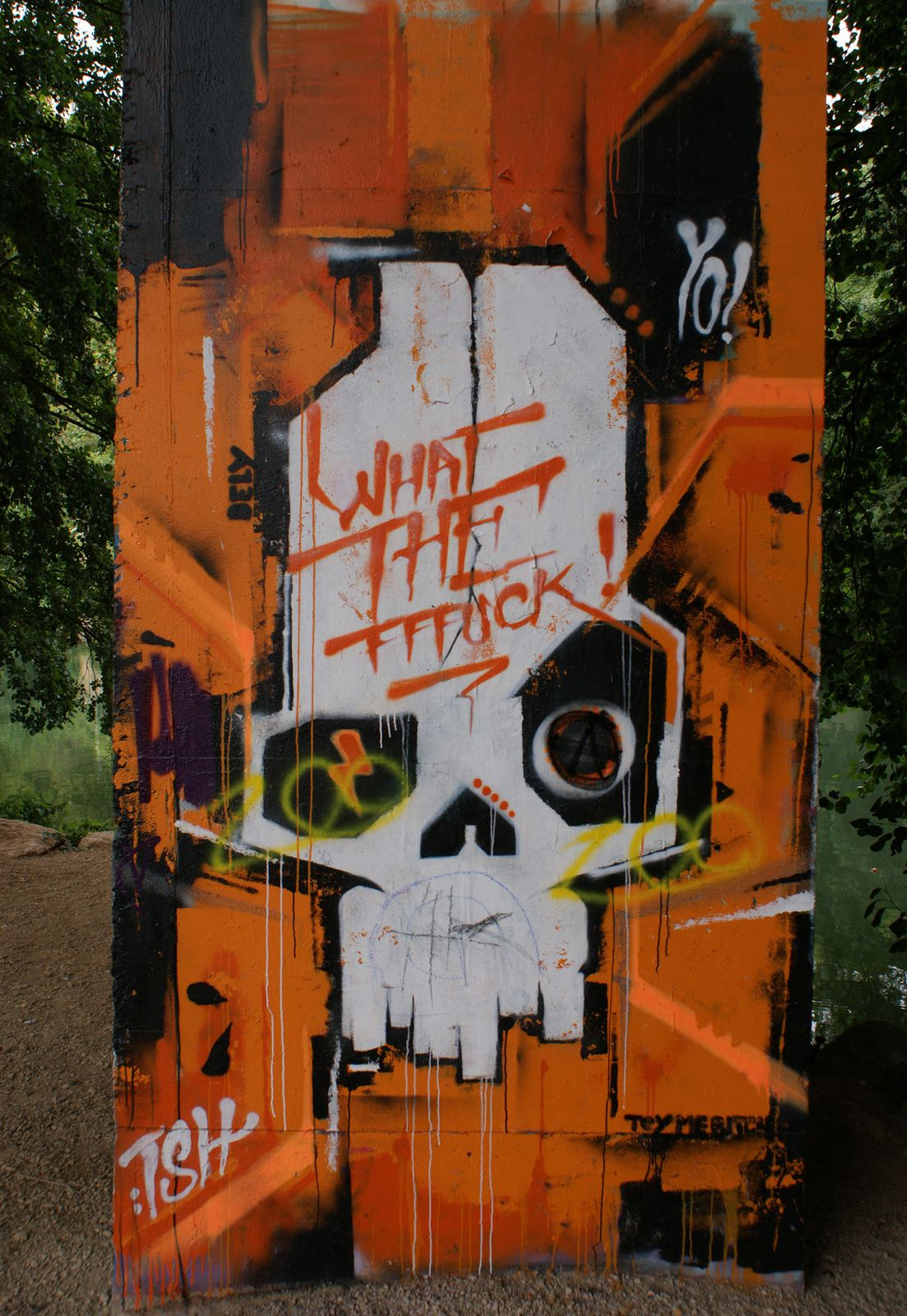 Album - Graffitis Dept 86 Tom 001