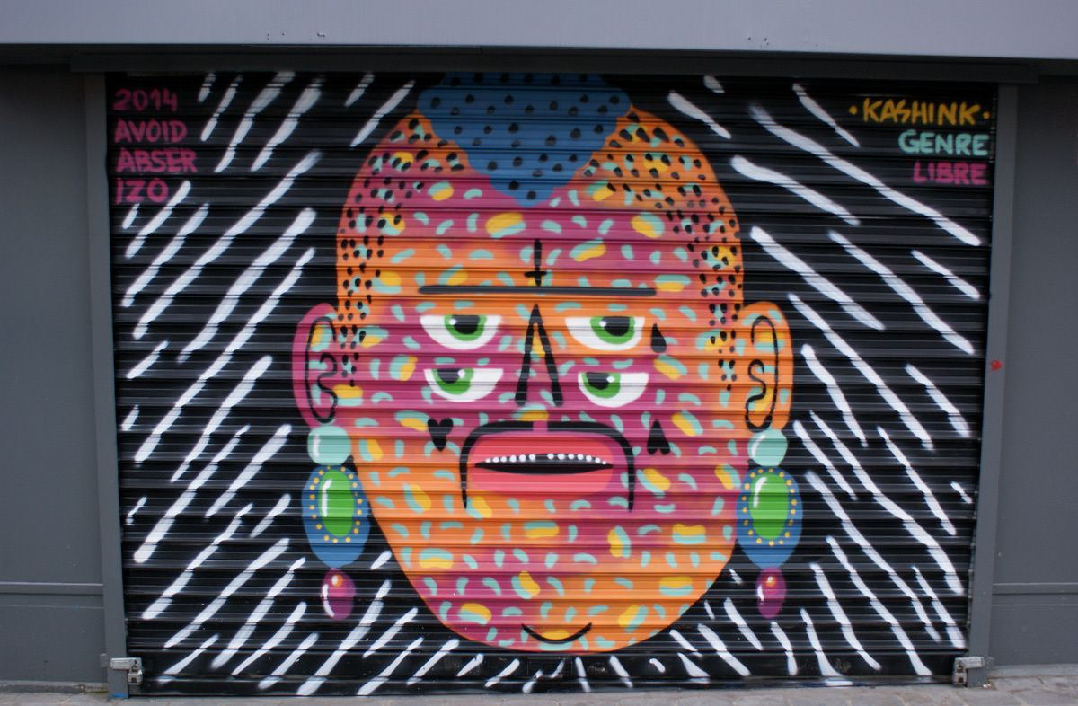 Album - Graffitis Paris Tom 035