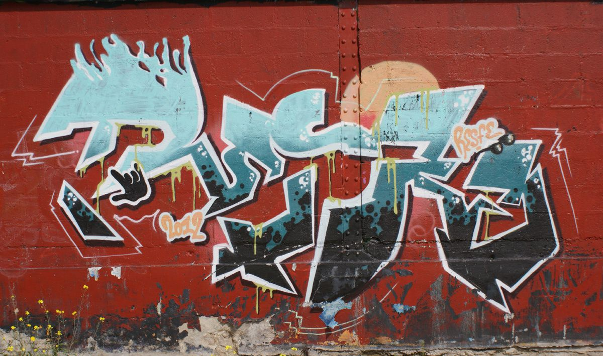 Album - Graffitis Dept 51 Tom 003