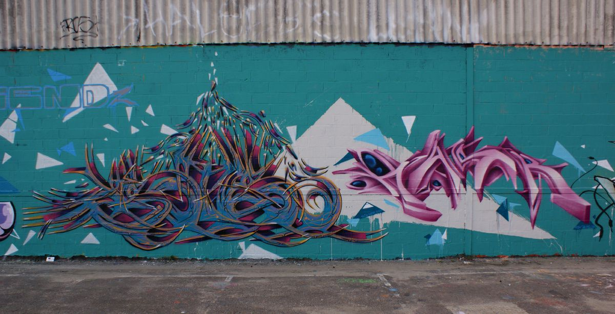Album - Graffitis Dept 76 Tom 004