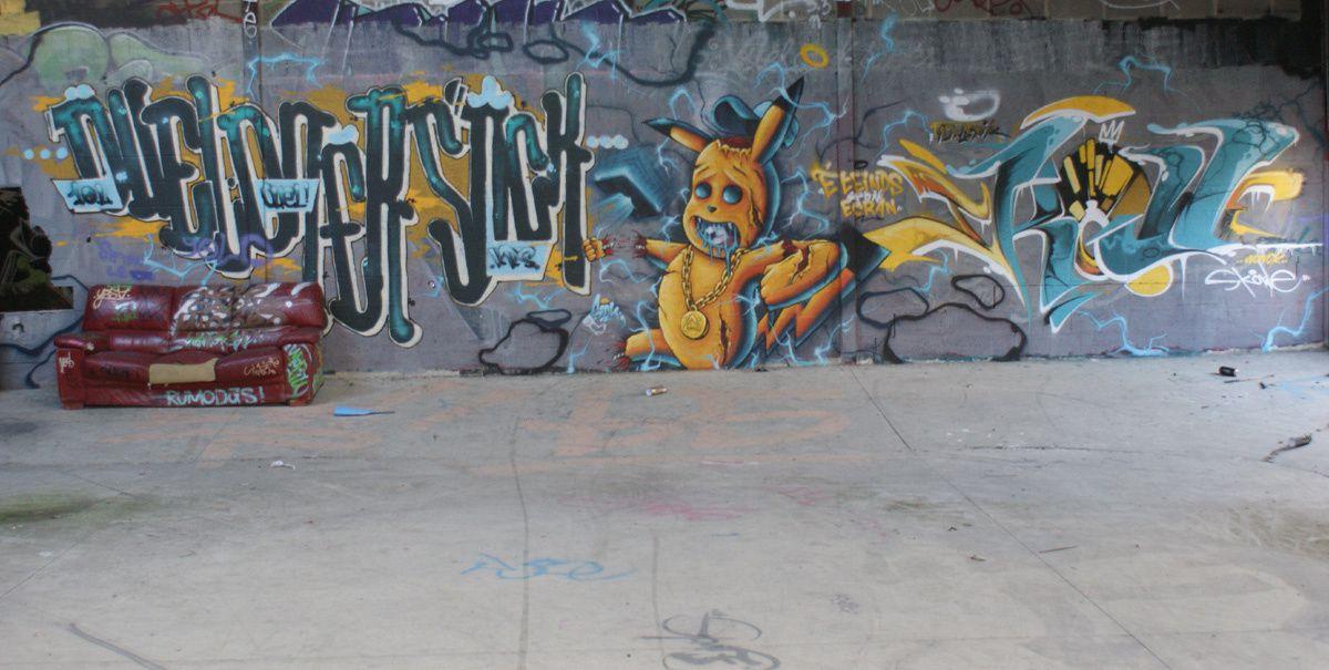Album - Graffitis Dept 60 Tom 003