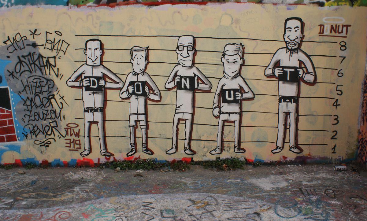 Album - Graffitis Paris Tom 036