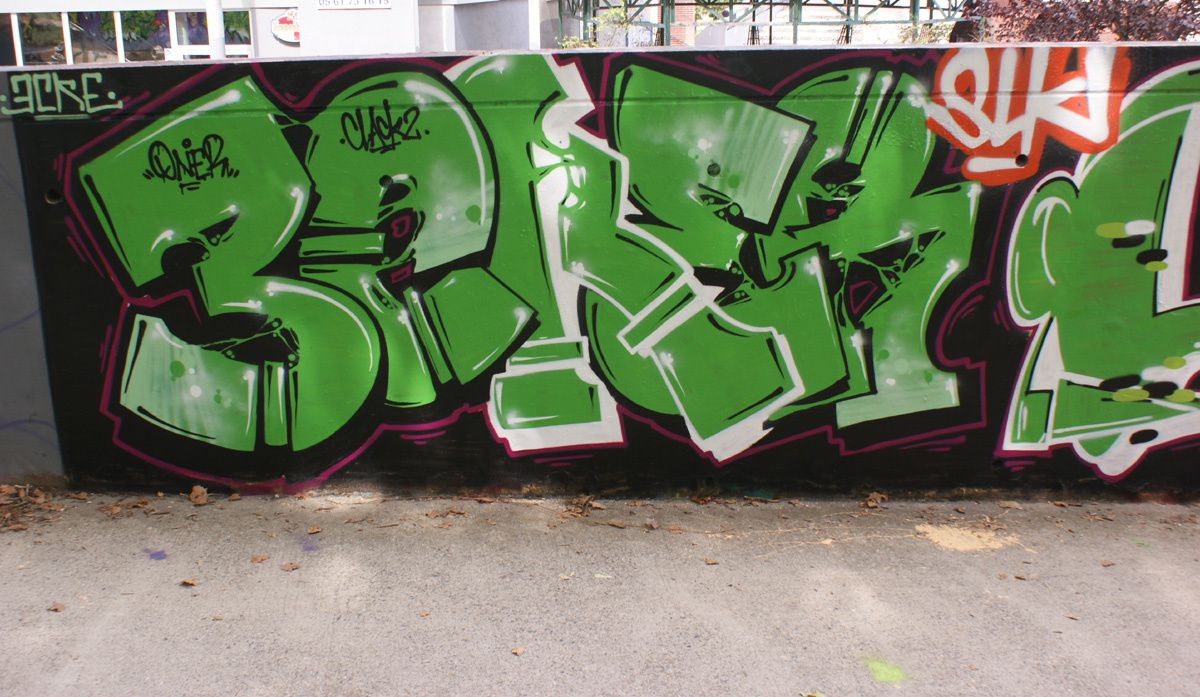 Album - Graffitis Dept 31 Tom 006