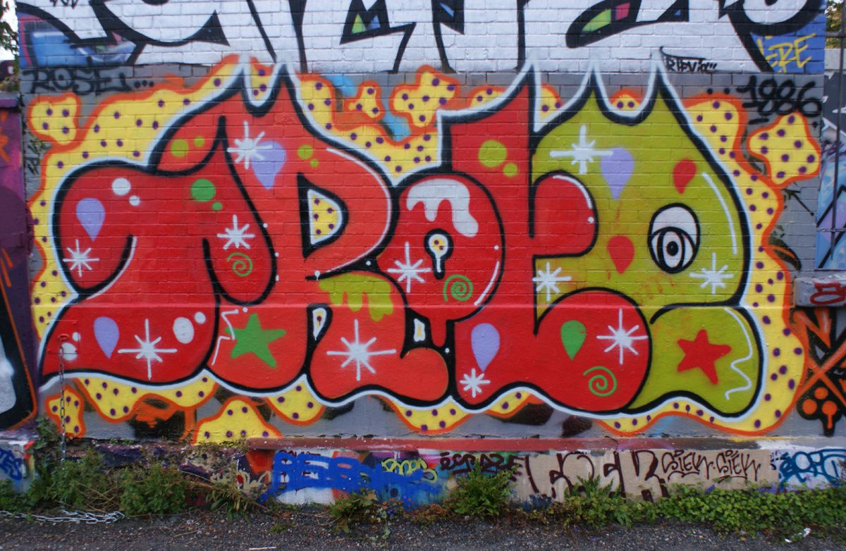 Album - Graffitis Dept 92 Tom 005