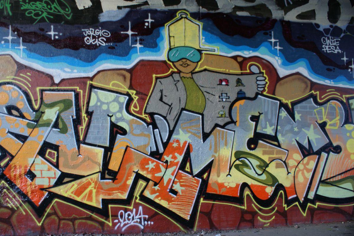 Album - Graffitis Dept 94 Tom 006