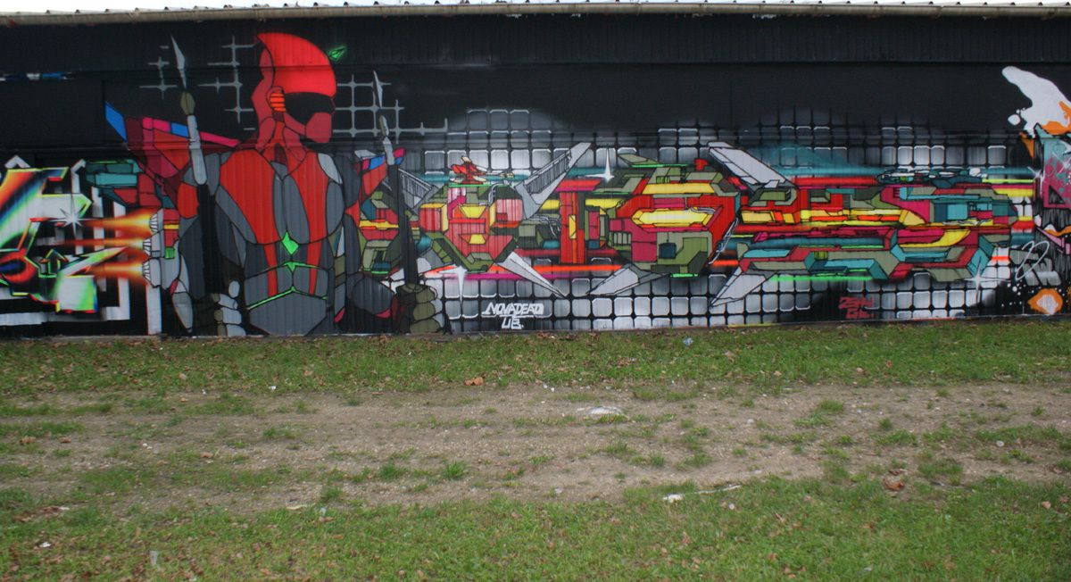 Album - Graffitis Dept 92 Tom 006