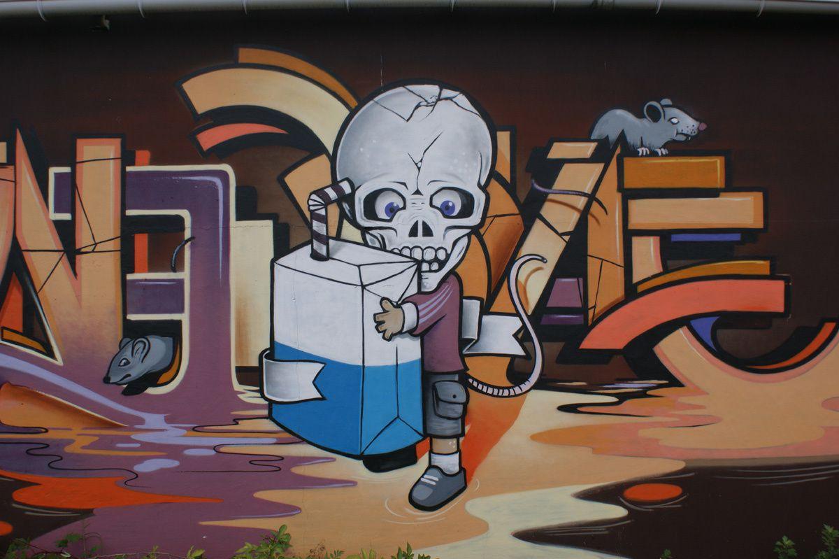 Album - Graffitis Dept 33 Tom 001