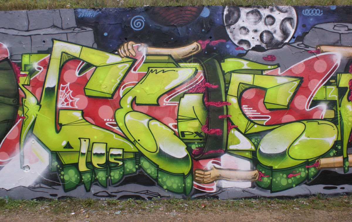 Album - Graffitis Dept 45 Tom 007