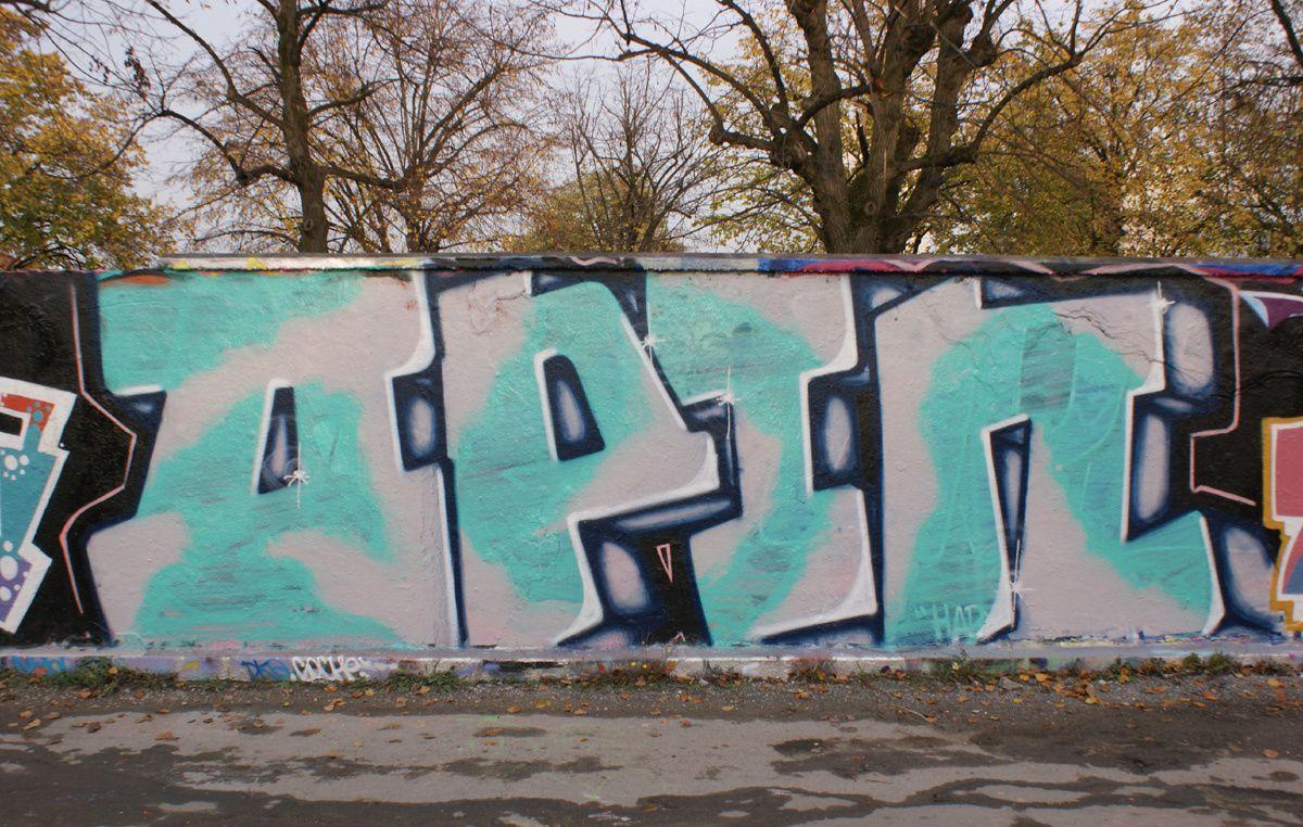 Street Art : Graffitis &amp&#x3B; Fresques Murales 92050 Nanterre