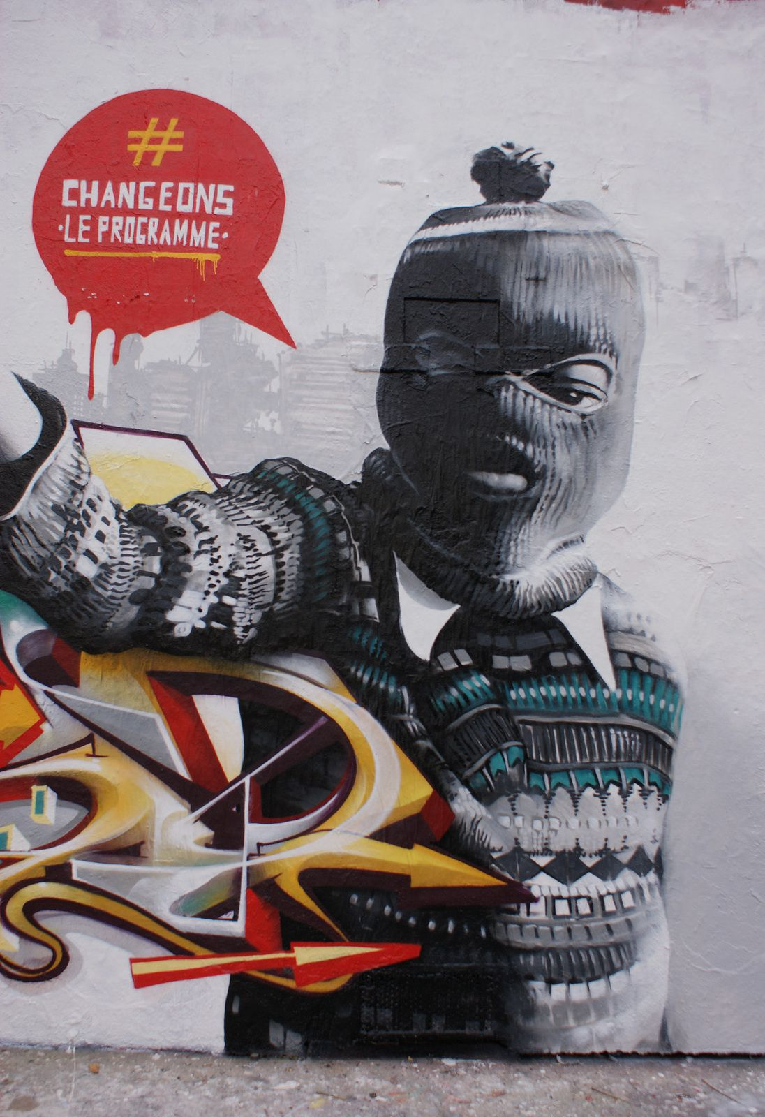 Street Art : Graffitis & Fresques Murales 75010 Paris