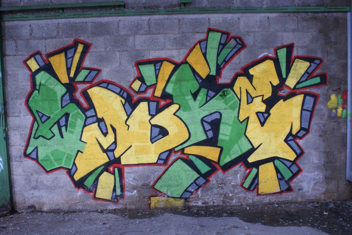 Street Art : Graffitis & Fresques Murales 16015 Angoulème