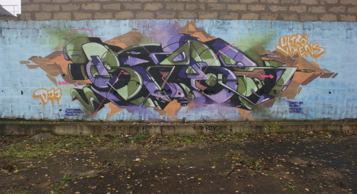 Album - Graffitis Dept 94 Tom 007