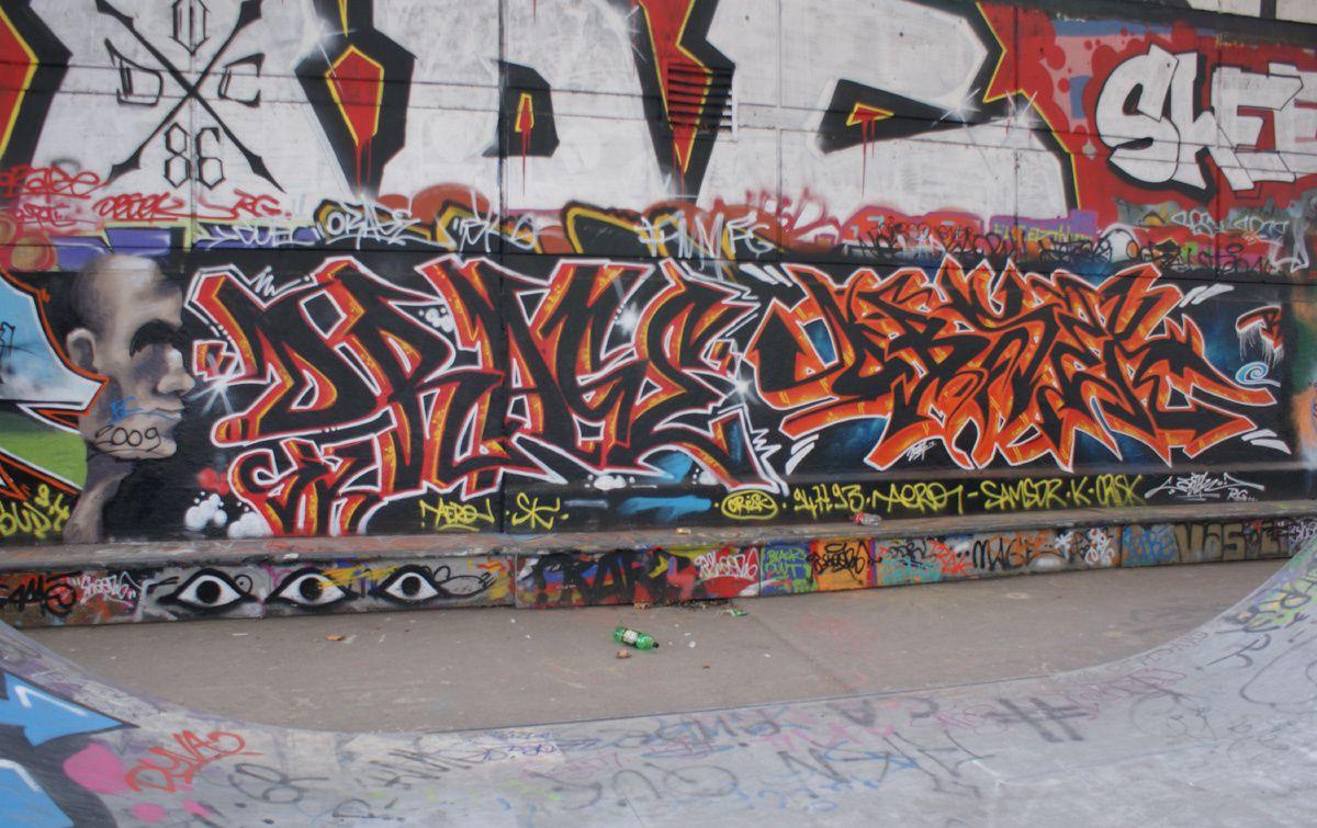 Album - Graffitis Paris Tom 038