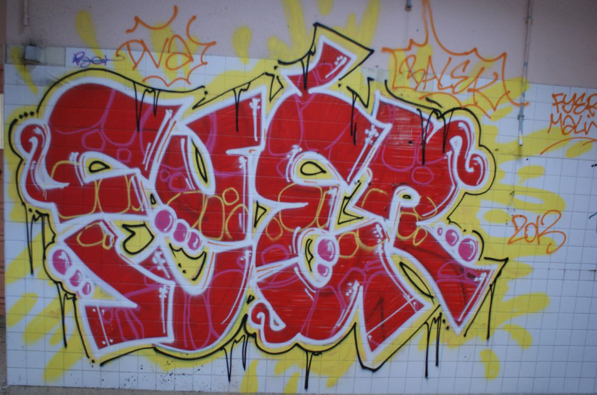 Album - Graffitis Dept 77 Tom 013