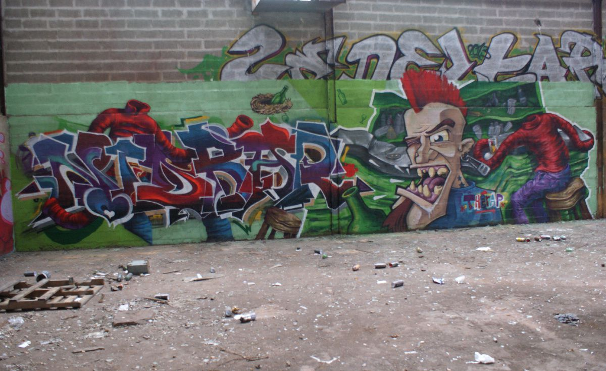 Album - Graffitis Dept 77 Tom 014