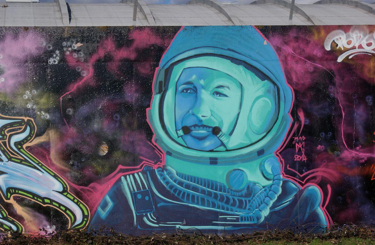 Street Art : Graffitis & Fresques Murales 28085 Chartres
