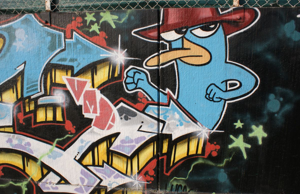 Street Art : Graffitis &amp&#x3B; Fresques Murales 92026 Courbevoie