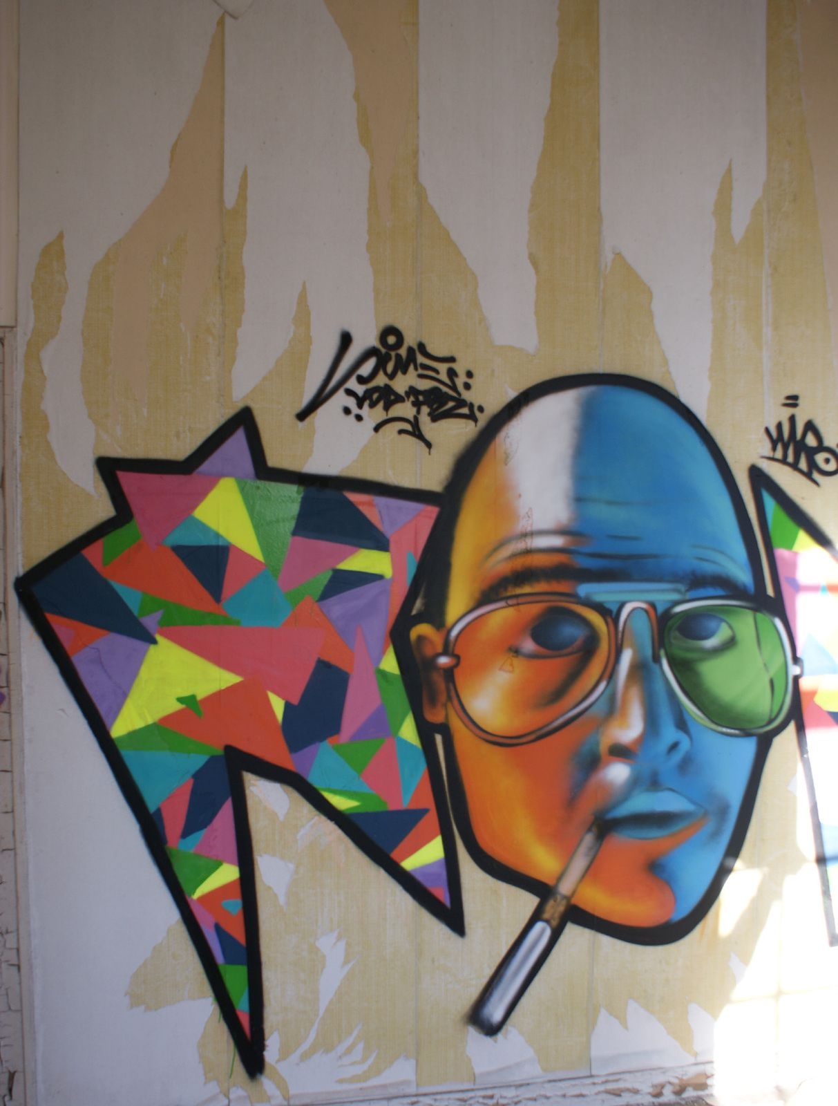 Album - Graffitis Dept 28 Tom 003