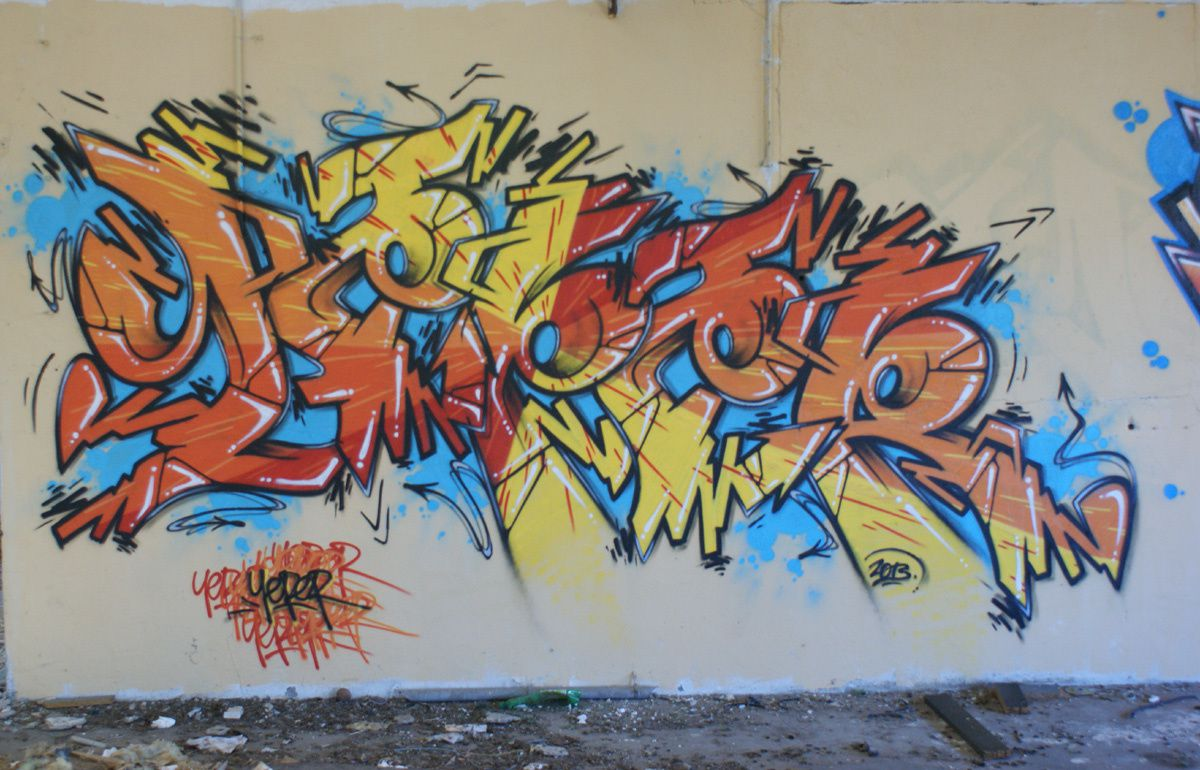 Album - Graffitis Dept 28 Tom 002
