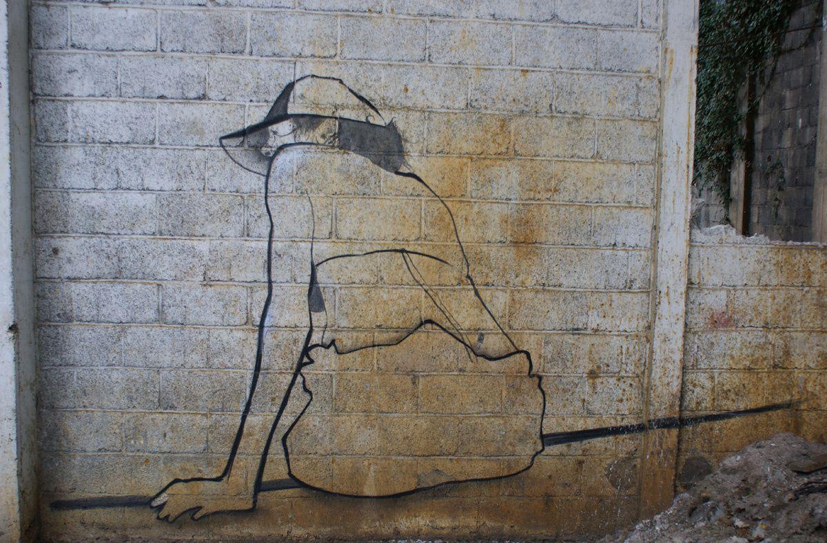 Street Art : Graffitis & Fresques Murales 27467 Pont Audemer