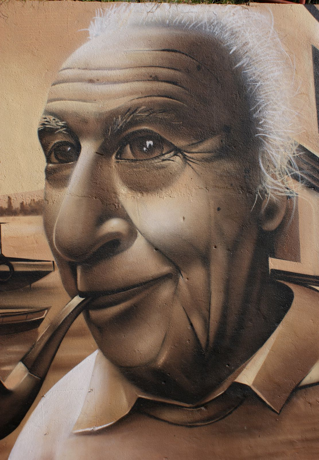 Street Art : Graffitis &amp&#x3B; Fresques Murales 76005 Amfreville la mi voie