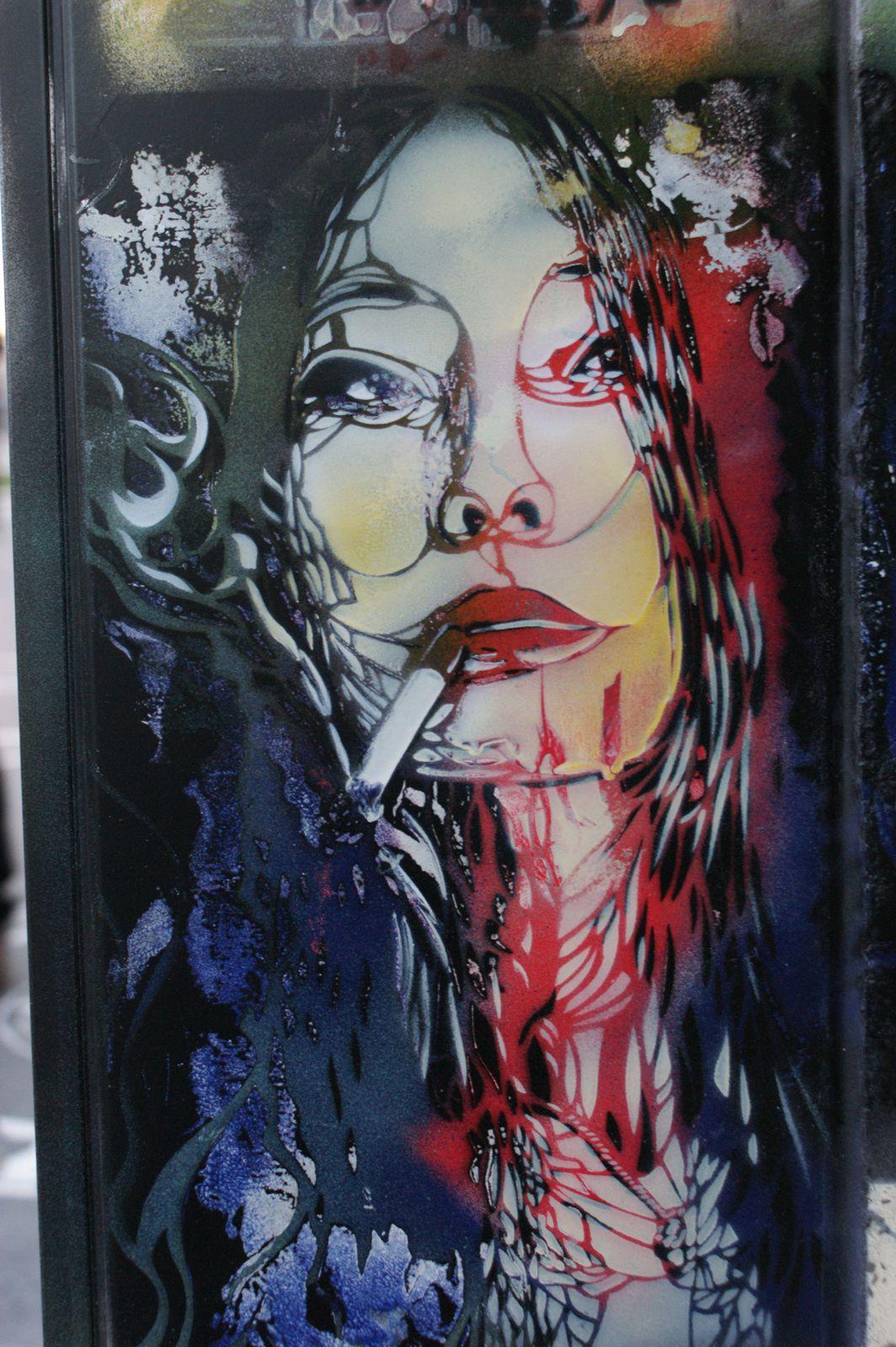 Album - Graffitis Paris Tom 040