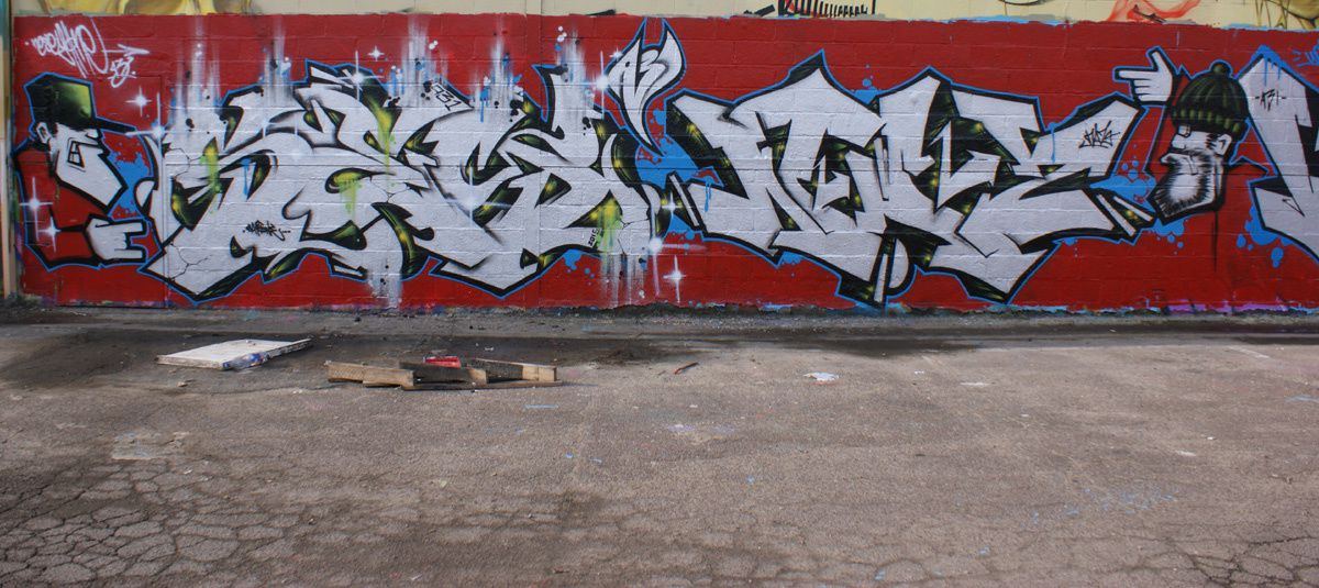 Album - Graffitis Dept 76 Tom 005