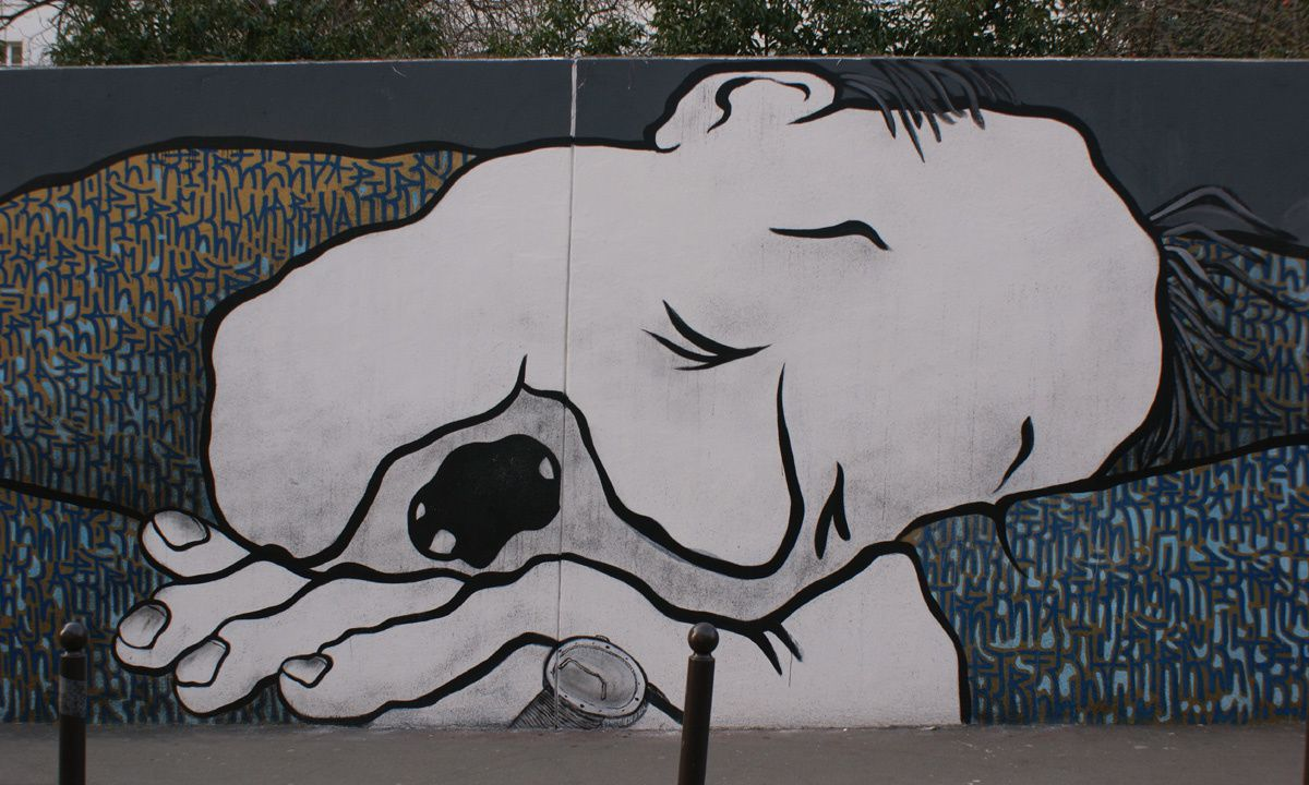 Album - Graffitis Paris Tom 041