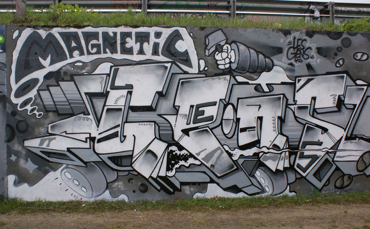 Album - Graffitis Dept 45 Tom 008