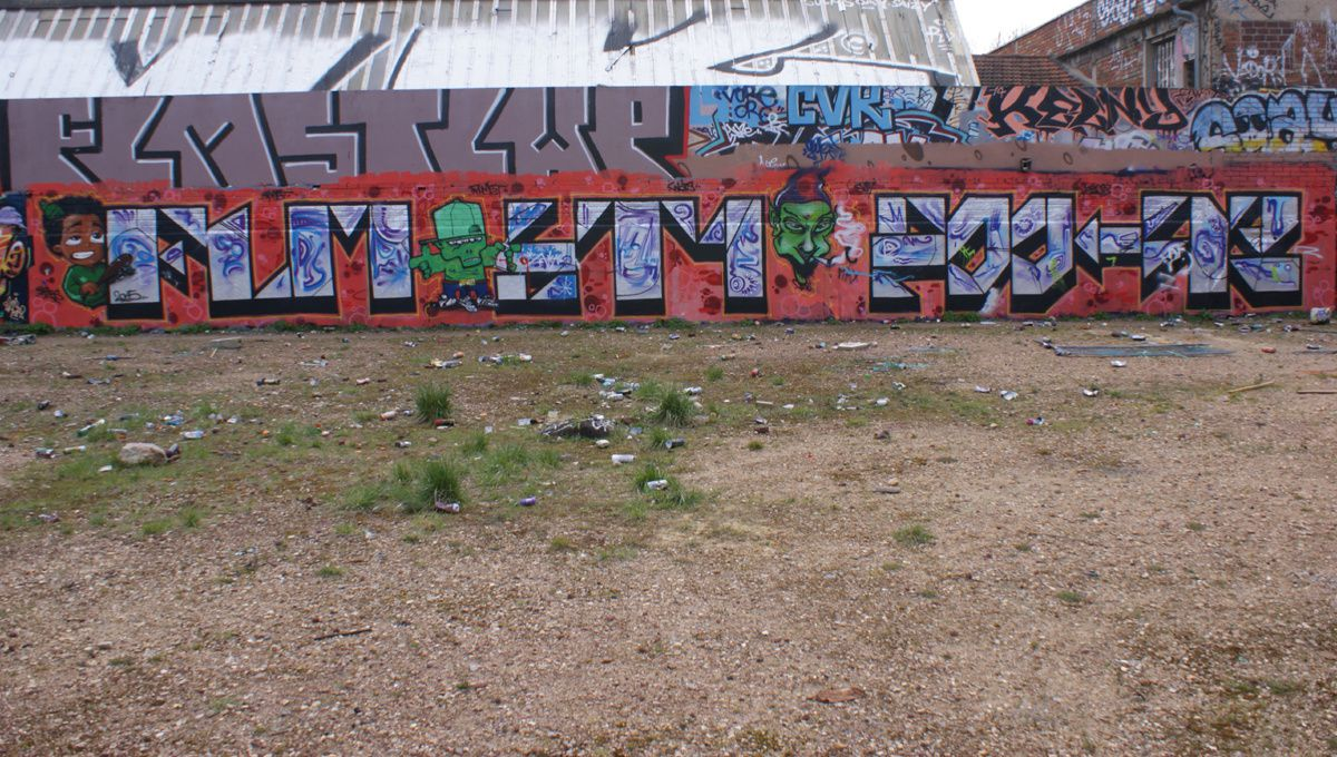 Album - Graffitis Dept 92 Tom 007