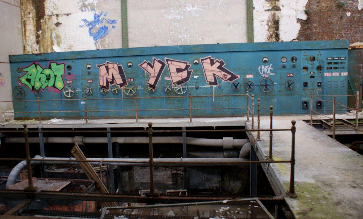 Album - Graffitis Dept 76 Tom 005