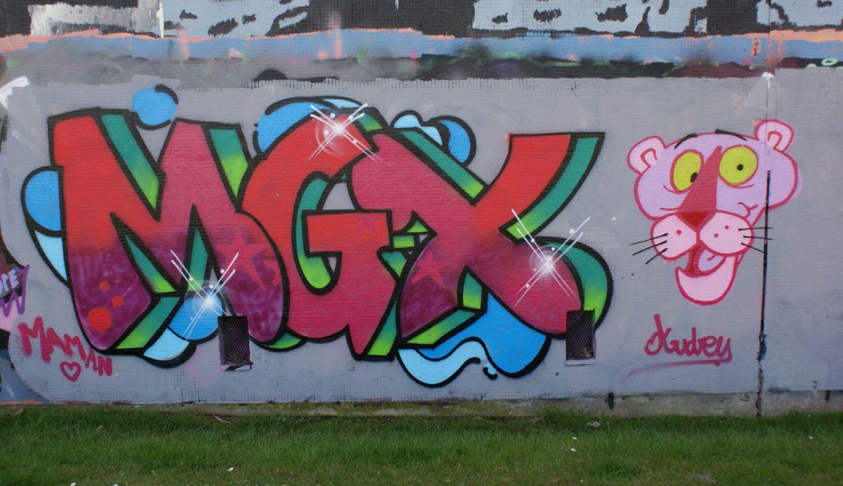 Album - Graffitis Paris Tom 042
