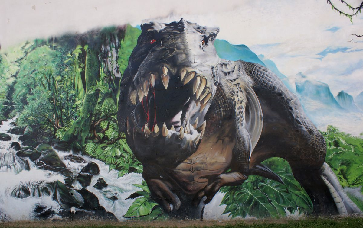 Street Art : Graffitis &amp&#x3B; Fresques Murales 91114 Brunoy