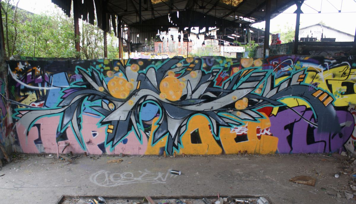 Album - Graffitis Dept 95 Tom 003