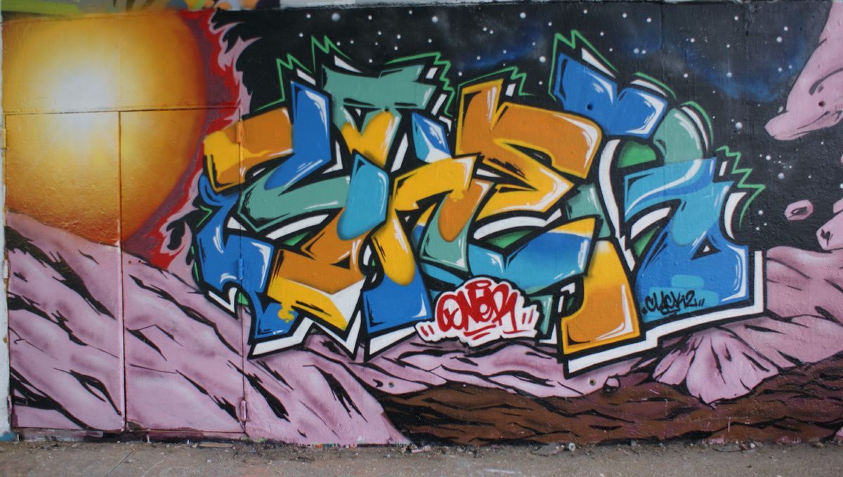 Album - Graffitis Dept 95 Tom 002