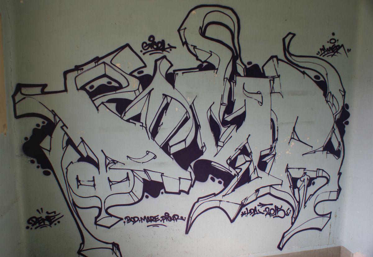 Street Art : Graffitis &amp&#x3B; Fresques Murales 28134 Dreux
