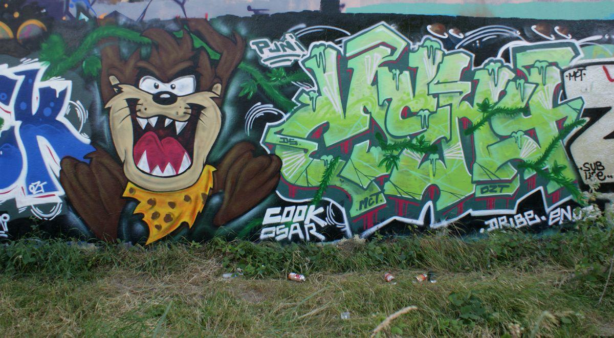 Album - Graffitis Dept 93 Tom 033