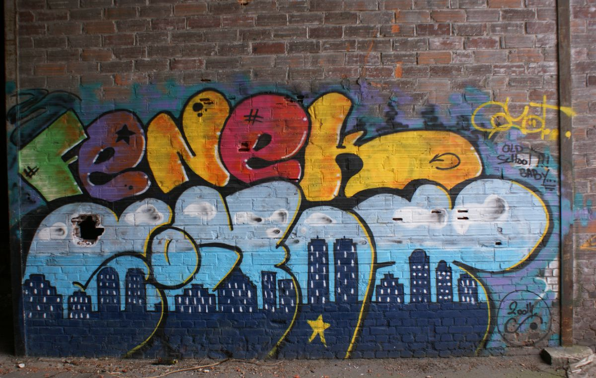 Album - Graffitis Dept 76 Tom 006