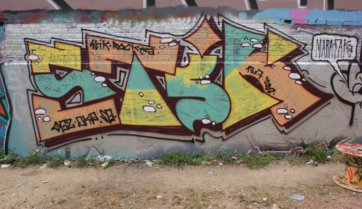 Album - Graffitis Dept 92 Tom 008