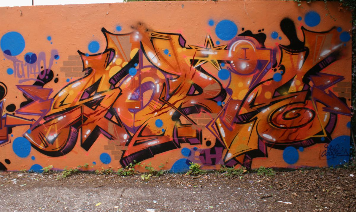 Street Art : Graffitis &amp&#x3B; Fresques Murales 27229 Evreux