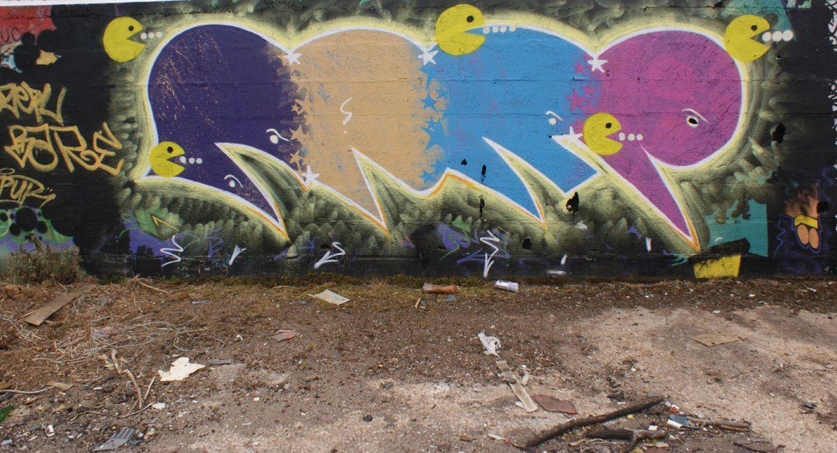 Album - Graffitis Dept 27 Tom 002